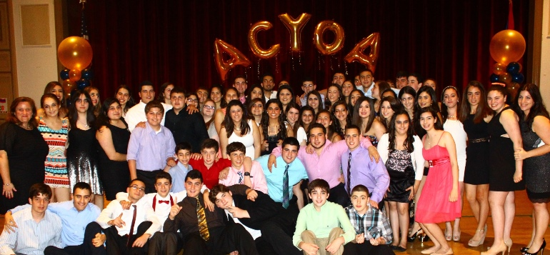 ACYOA Juniors - Website
