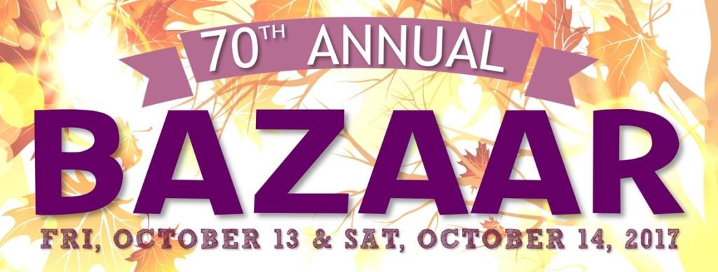 Bazaar 2017 Web Banner