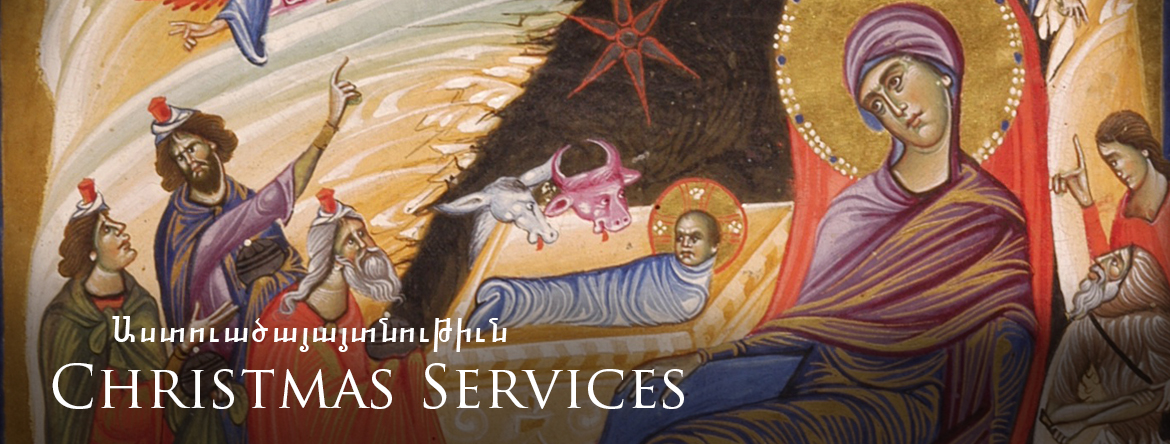 Christmas Services at St. James