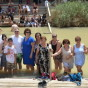 Pilgrimage Update: On the Banks of the Jordan River