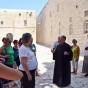 Pilgrimage Update: Exploring Jerusalem's Armenian Quarter
