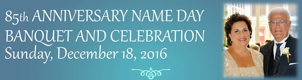 Primate to Attend Name Day Celebration