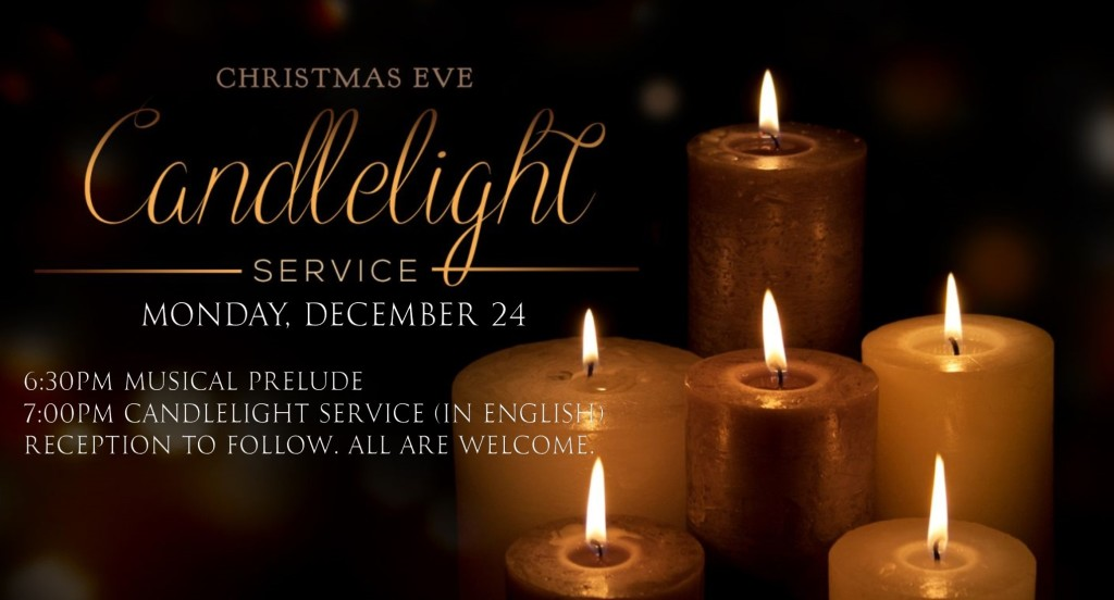 Candlelight Service 2018