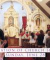 Restoration of Church Services