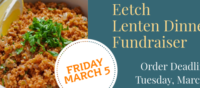 Eetch Lenten Dinner Fundraiser