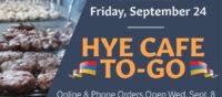 September Hye Cafe To-Go
