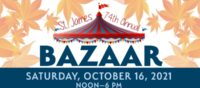 74th Annual St. James Bazaar